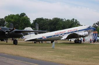 Carolinas Aviation Museum Dc-3