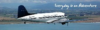 Thiis DC-3 is ZK-AMY and operates  in Canterbury, New Zealand